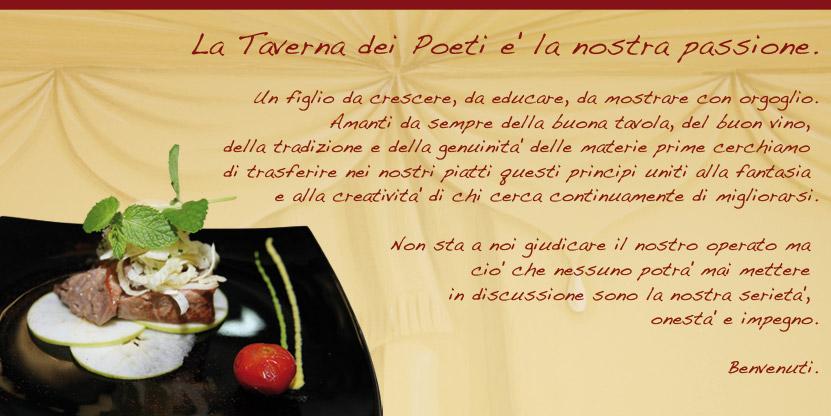 Ristorante La Taverna dei Poeti